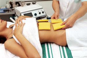 Физиотерапия при воспалении яичника
