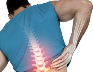 Невыносимая Боль в спине