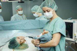 Операция во время беременности