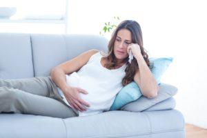 Непонятное состояние во время беременности