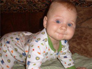 Передёргивания у ребёнка в 8 лет