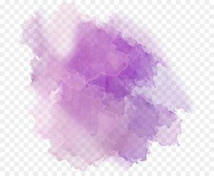 Фиолетовое пятно