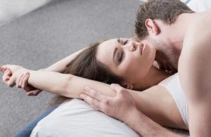 Партнёр причиняет боль во время секса