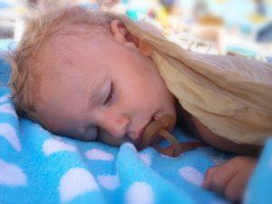 Гипергидроз когда засыпает ребенок