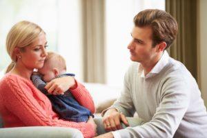 Отношения в семье, депрессия