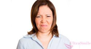 Горечь во рту после лечения зуба