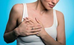 Некомфортность в груди