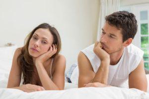 Отсутствие полового акта