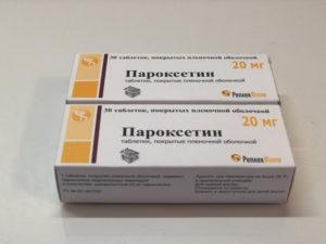 Пароксетин при бессоннице
