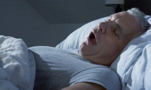 Хрипы во сне