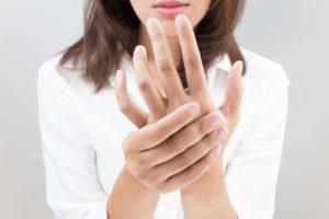 Головокружение и дрожание рук
