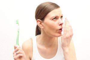 Очень серьезная проблема с запахом изо рта