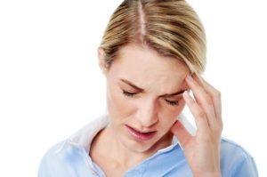 Головные боли, тошнота и головокружение. Слабость и потеря аппетита!