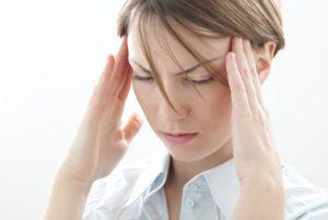 Головокружение, головная боль, температура