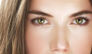 Неровные глаза