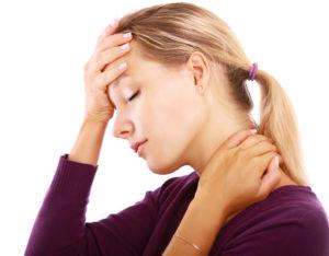 Головная боль и шея