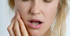 Головная и зубная боль в течение 2 недель после реставрации шестерки