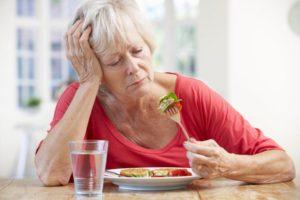 Головокружение, потеря веса, слабость