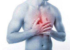 Острая боль в левом подреберье отдающая под лопатку , тяжело дышать