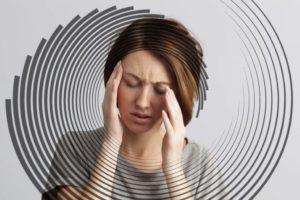 Падение зрения, путаность в голове, нарушение речи