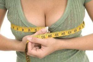 Не растет грудь, стала уменьшаться