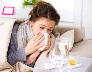 Не могу вылечить простуду