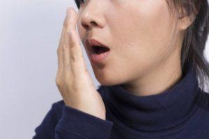 Неприятный запах, запах ацетона
