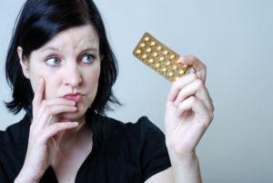 Передозировка контрацептивами