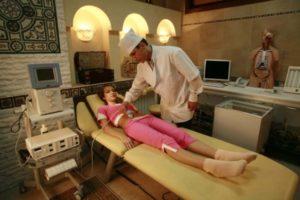 Физио при эндометрите