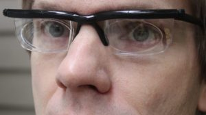 Некорректное изображение в новых очках