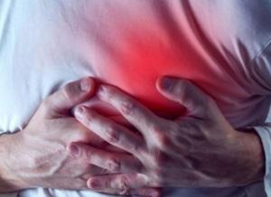 Онемение левой руки, боль в грудной клетке