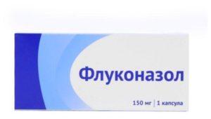 Флуконазол и жанин