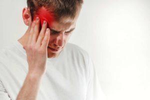 Острые приступы удушье сопровождаемые тошнотой а после резкой головной болью