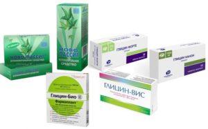 Новопассит при панкреатине