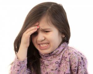 Головная боль у ребёнка 13 лет