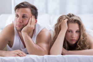 Нет влечения к мужу