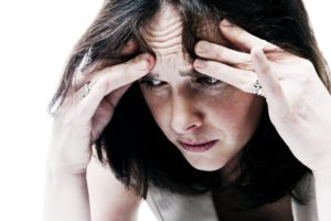 Необоснованная тревога/неприятные ощущения в теле