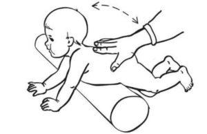 Нет опоры на ладони у ребенка в 6,5 мес