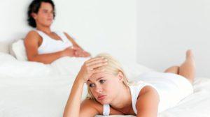 Отсутствие оргазма после родов