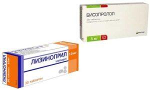 Гипертония и бисопролол
