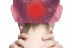 Неприятные ощущения в области головы