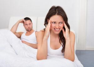 Неудовлетворение от секса что делать
