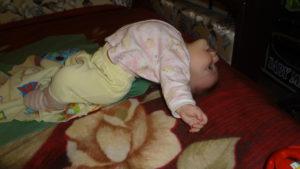 Гипертонус у ребенка в 5 месяцев