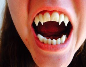 Острые зубки
