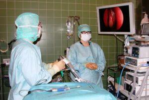 Операция при хроническом полисинусите