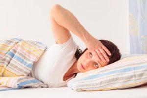 Ночью мокрая в поту и озноб беременность
