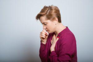 Неврологический кашель
