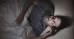 Ночной тремор во сне