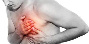 Ночные прступы загрудинных болей