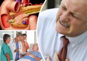 Обострение дуоденита и хронического панкреатита
